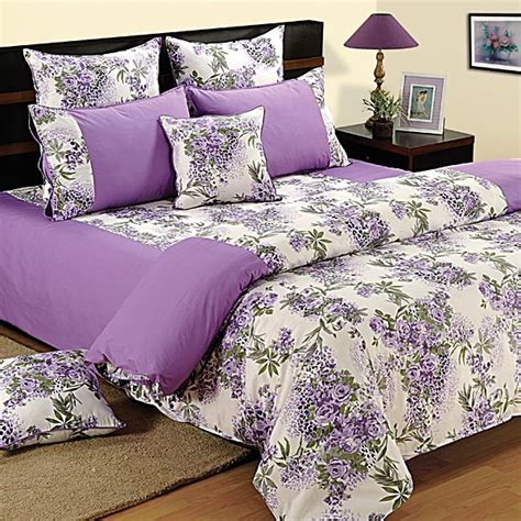 bed sheets purple flowers bed sheet bed sheet bedsheet exporters