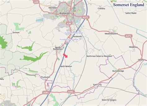 map uk somerset a map of somerset somerset uk map