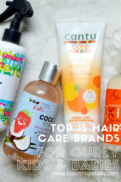 Hair Style Products For by Top Curly Hair Brands
