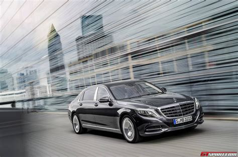 Mercedes Maybach S500 And S600 Priced Gtspirit