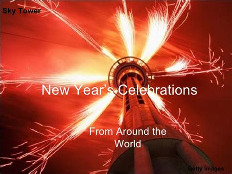 new year s celebrations from around the world