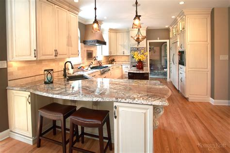 Kitchen Cabinets Pennsylvania Custom Made Kitchen Cabinets In Chester Springs Pennsylvania