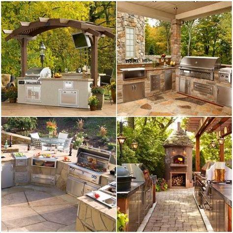Las Vegas Backyard Design 5 Perfectly Amazing Outdoor Kitchen Layout Ideas