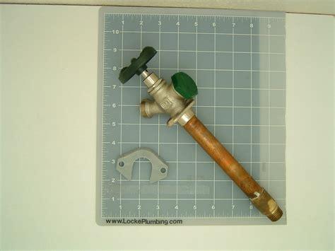 Vacuum Breaker Outdoor Faucet by Arrowhead Brass 426 06qtlfbfp06 6 Inch Free Faucet With Vacuum Breaker Locke Plumbing
