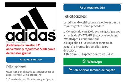 cadenas falsas por whatsapp 161 cuidado falsa cadena sobre oferta de zapatos gratis el