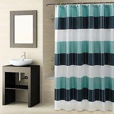 Rideau Bathtub Reglazing Ali Baba Shower Curtain In Teal