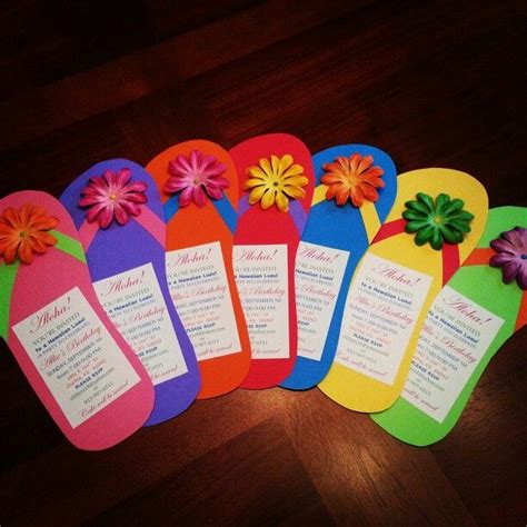 luau invitations allie s luau pinterest hawaiian
