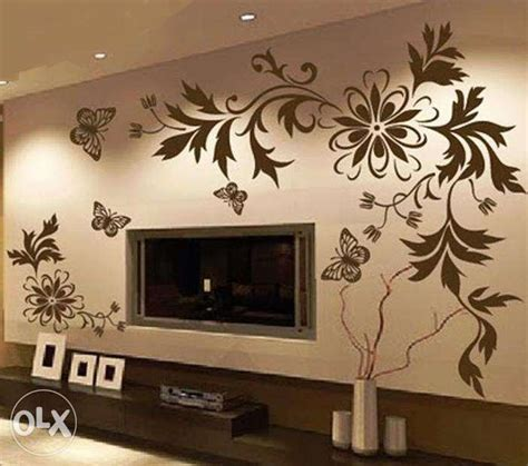 simple wall designs simple wall painting designs for living room at modern