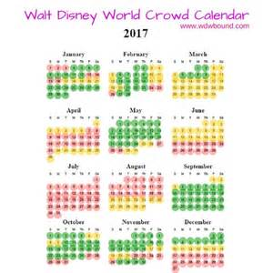 Disneyland Busy Calendar Disney Crowd Calendar October Calendar Template 2016
