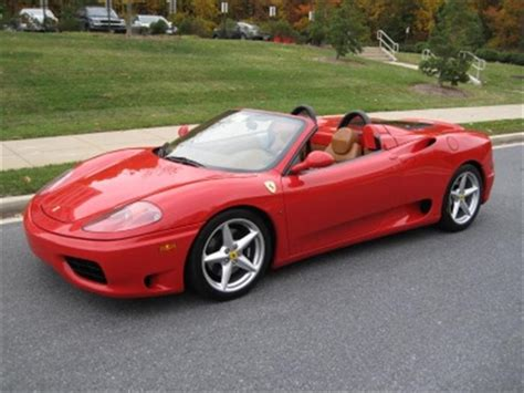 2004 f430 for sale used f430 spider for sale cargurus autos post