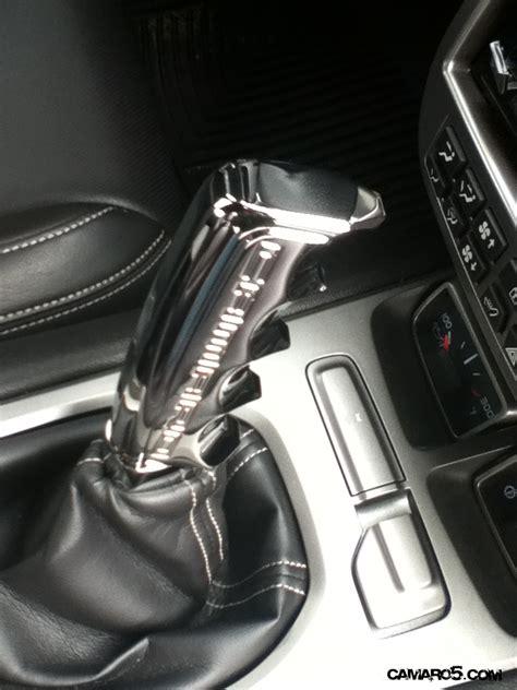 2011 Camaro Shift Knob by Chevrolet Corvette Stingray C7 Forum Camarogarage