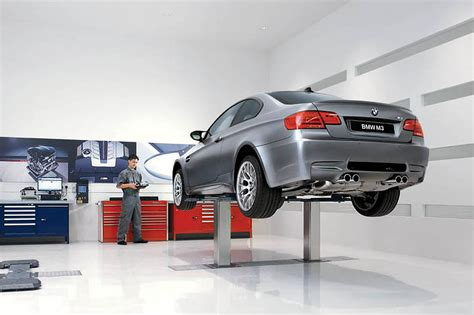 bmw bank servicecenter world s m showroom opens service centre for bmw