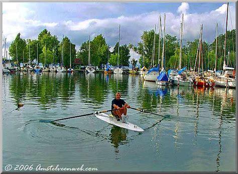 uitvinding roeiboot tibilights amstelveen