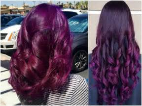 burgandy hair color orange hair color burgundy brown hairs