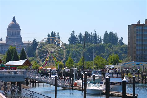 olympia washington waterfront 1 thurstontalk