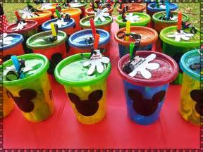 Mickey Mouse Favors Ideas by Mickey Mouse Birthday Ideas Photo 3 Of 21 Catch