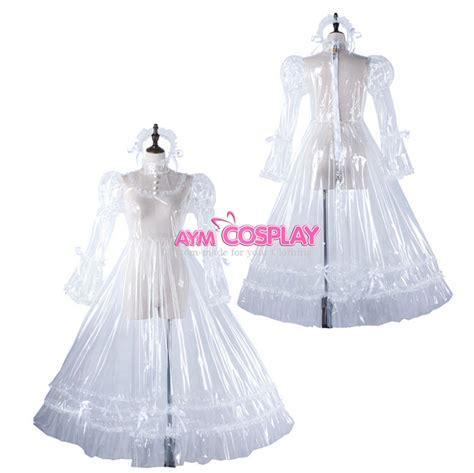 Cloein Dress popular clear pvc dress buy cheap clear pvc dress lots