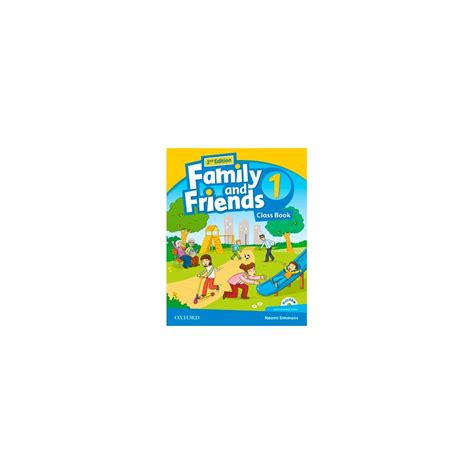 libro family friends 1 family and friends 1 2nd ed class book multirom ed oxford libroidiomas