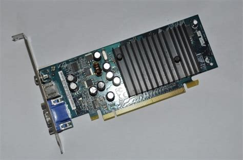 Hp Asus C1 pc graphics card asus c262h hp 5188 2888 c1vg85 6200se 64mb pci e ddr for sale in limerick from