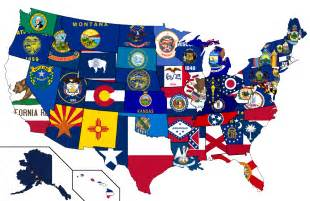 Apparently this matters all 50 state flags ranked