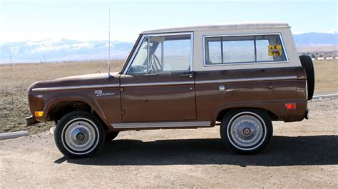 1968 Ford Bronco by Prince Philip S Suv 1968 Ford Bronco