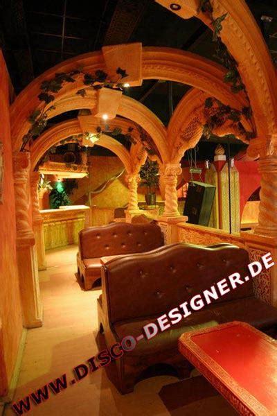 vintage design wandlen antikes discotheken dekor antike discotheken und bars