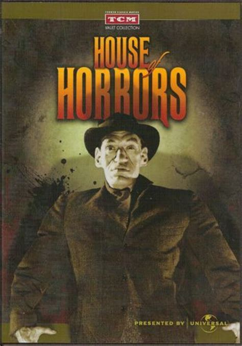 the house of horrors house of horrors 1946 on collectorz com core movies