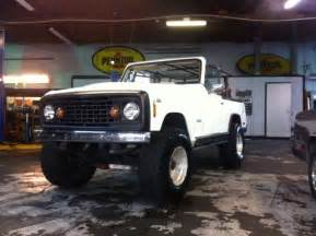 1973 jeep commando for sale 1973 jeep commando 304ci v8 roll cage ca license smog
