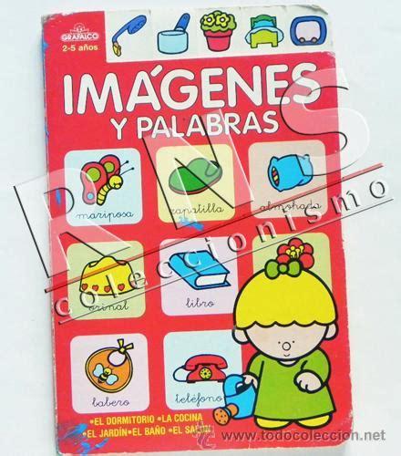 libros para leer ninos de 5 anos im 225 genes y palabras para ni 241 os 2 5 a 241 os l comprar en todocoleccion 38574668