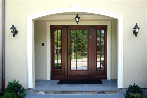 Home Depot Front Doors With Sidelights Exterior Doors With Sidelights Home Door Front Door Design Fiberglass Front Door With Sidelights