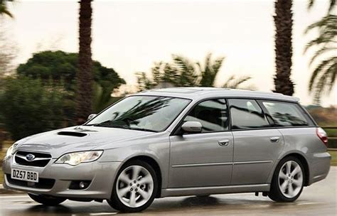 subaru legacy  outback diesel  car review