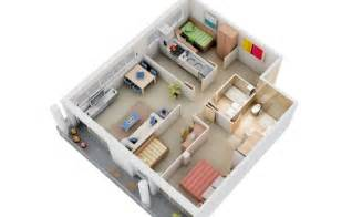 Small 3 Bedroom House Floor Plans Small 3 Bedroom House Plans Interior Design Ideas
