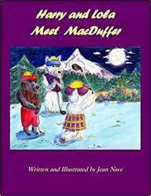 lola s adventures in purple books harry and lola meet macduffer harry and lola adventures
