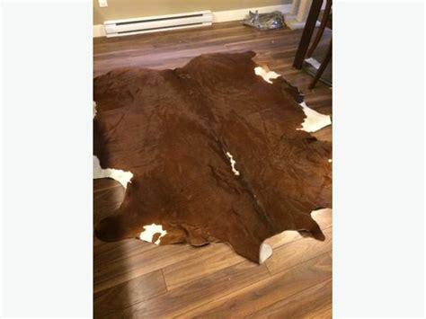koldby cowhide rug ikea koldby cow hide rug west shore langford colwood metchosin highlands