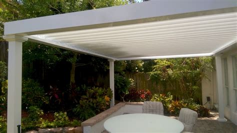 Alumicenter Inc Partners With Equinox Louvered Roof To Adjustable Louvered Pergola