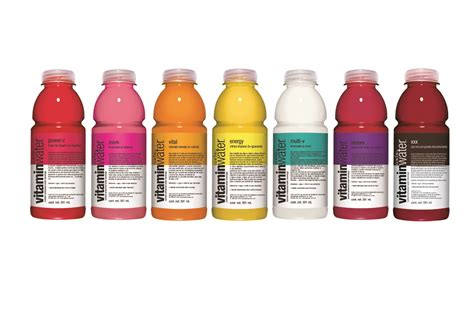 Vitamin Watter We Hear Vitaminwater Goes To Wpp Agencyspy