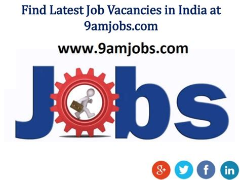 Find In India Find Vacancies In India At 9amjobs