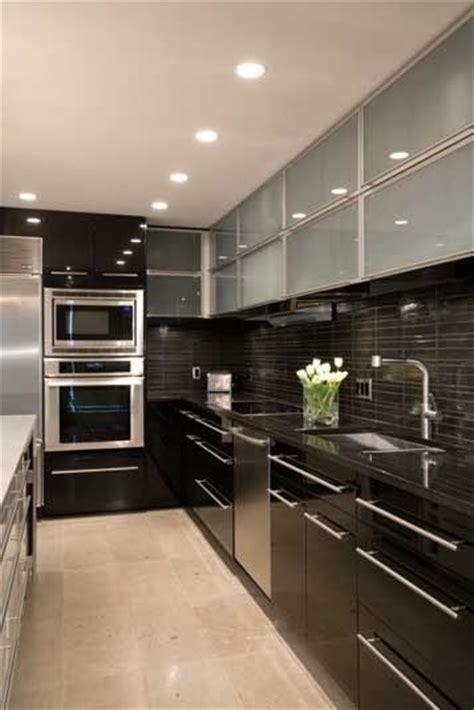 ideas decorar cocinas color negro  decoracion de interiores fachadas  casas como