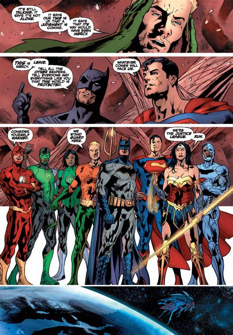 Comic Book Shelves by This Just Happened A Justice League Needs A Superman Dc