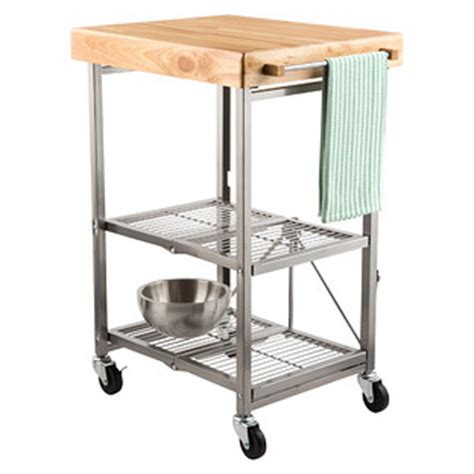 Small Storage Cart On Wheels Small Kitchen Carts On Wheels The Container Store