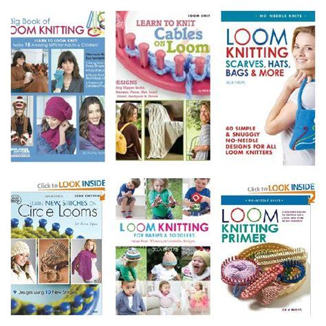 loom knitting books 10 stitch blanket loom knit pattern w tutorials