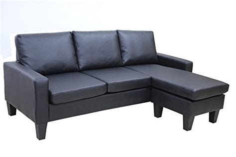 large black leather sectional product reviews buy large black leather modern