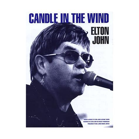 elton john candle in the wind lyrics candle in the wind