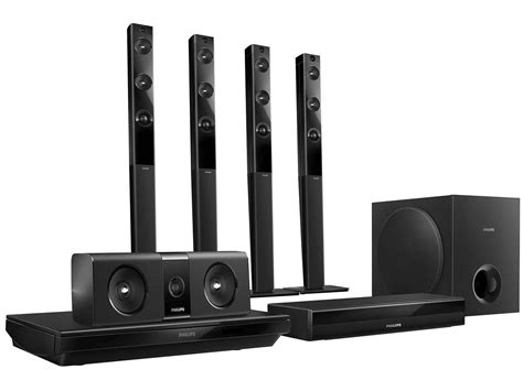 home theater philips htb5580 78 3d 1000w 5 1
