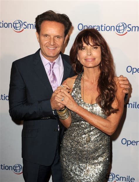 Roma Downey And Burnett Engaged by Burnett Pictures Operation Smile S 30th Anniversary