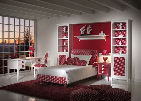 themed bedrooms for girls charming girls bedrooms with hearts theme batticuore by