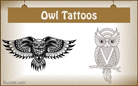 owl meaning tattoo see the different meanings a bird and be amazed