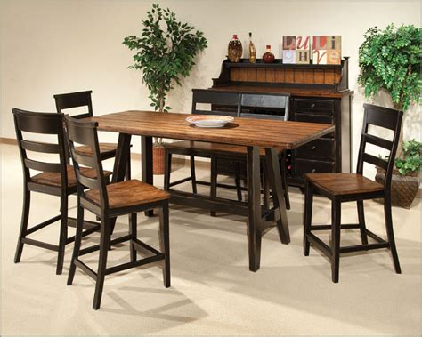 Counter Height Dining Room Table by Intercon Counter Height Dining Set Winchester In Wn Ta