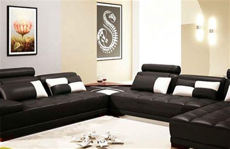 Délicieux Lumiere Salon Decoration #2: salon-marocain-design-noir-blanc.jpg