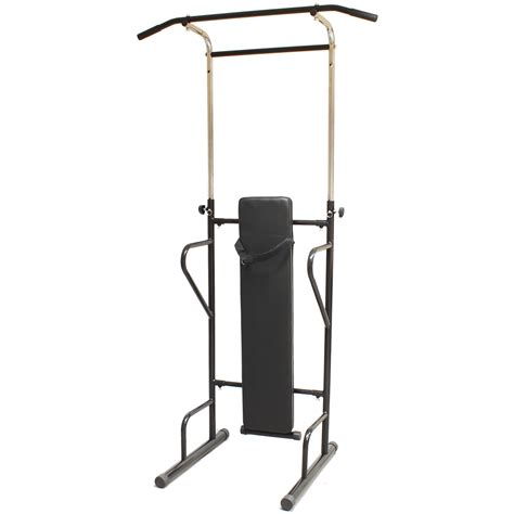 bench press pull up superset bench press pull up superset fitness power tower dip station sit pull press chin up